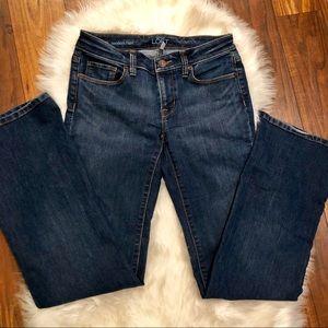 <LOFT> Modern Flare Jeans